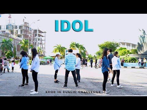BTS (방탄소년단) - IDOL [ KPOP IN PUBLIC CHALLENGE] Dance Cover, INDONESIA