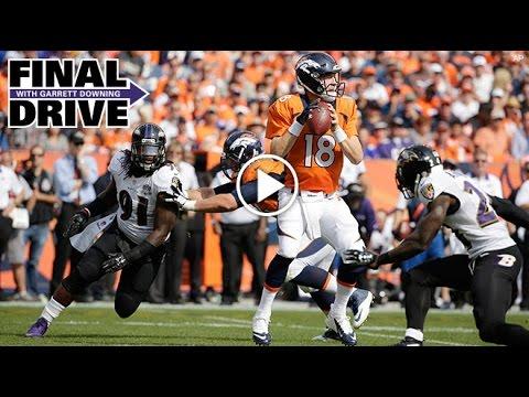 Final Drive: Peyton Manning Honors Ravens, Unitas