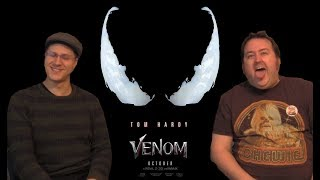 Venom Teaser - What is There to Even Say?