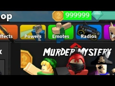 How To Get Unlimited Coins In Murder Mystery 2019(Working)ll Roblox