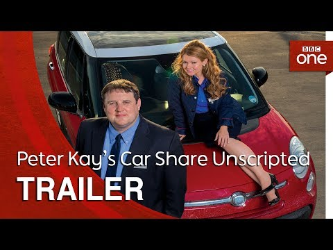 Peter Kay's Car Share Unscripted: Trailer - BBC One