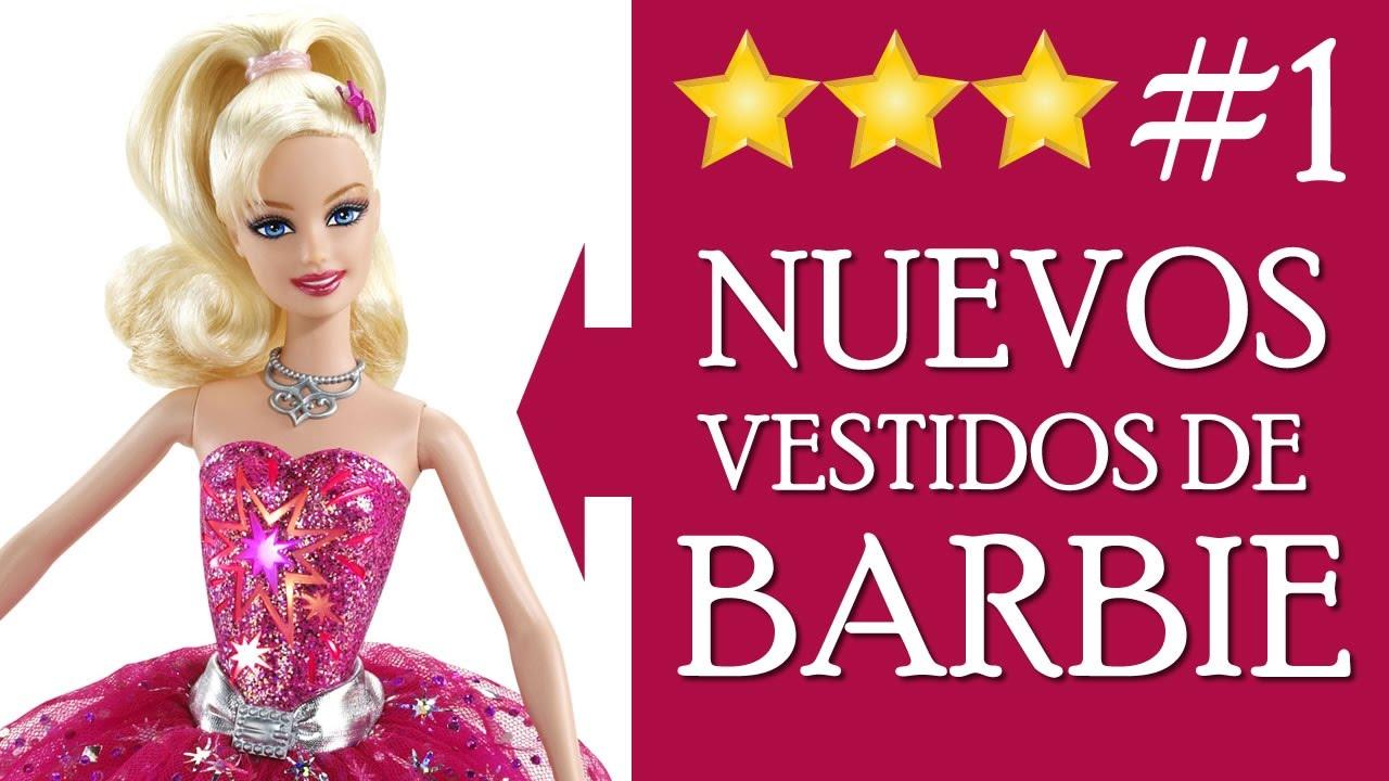 🍓 Vestidos SORPRESA de BARBIE #1 🍓 Juegos de vestir muñecas ...