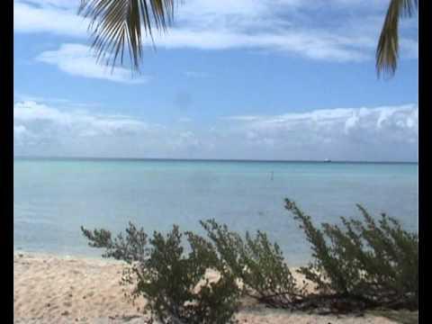 fakarava - plage de sable rose 1.wmv