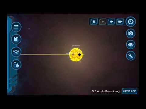 Pocket Universe Earth with Moon orbit