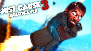 NE FAIS PAS ÇA ! (JUST CAUSE 3 Multiplayer Fun)