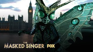 The Clues: Butterfly | Season 2 Ep. 4 | THE MASKED SINGER