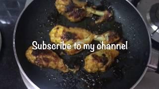 Tandoori Chicken | No Oven – Easy To Make Tandoori Chicken Recipe ||