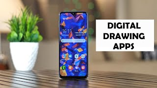 Top 5 Best Digital Drawing Apps for Android [2020]