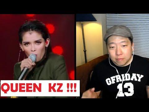 """2018 - Vlog #15 - Reaction video - """"Royals"""" - KZ Tandingan"""