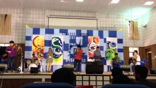 Kadhal Rojave - Romantic Hit Song, Chinna chinna aasai Song at CET DISHA 2015