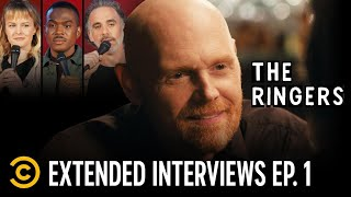 Bill Burr Digs Into Comedians' Stories About Fistfights, Drunk-Driving Arrests & More - The Ringers