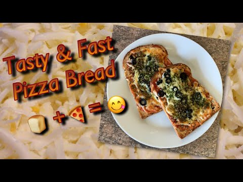 tasty-&-fast-pizza-bread-slice- -zoya's-kitchen