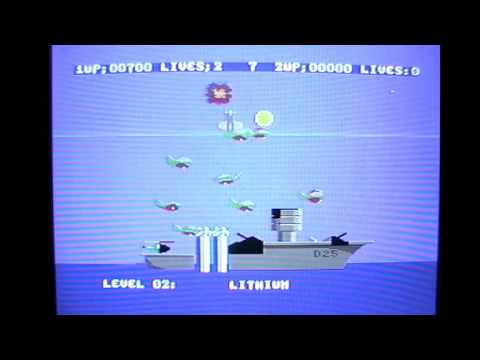 Let's Compare: The Island of Dr. Destructo - C64 vs. CPC