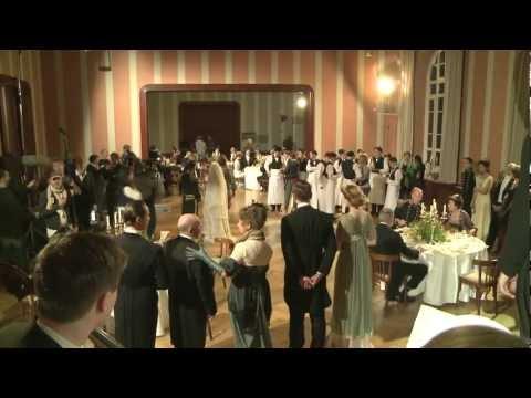 Hochzeitsfeier im dt. Club von Tsingtao China  Die Männer der Emden