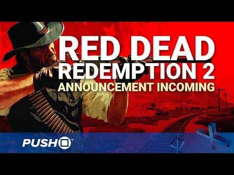 Red Dead Redemption 2 PS4 Announcement Incoming | PlayStation 4 | News