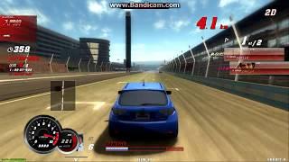 KONAMI ROAD FIGHTERS ARCADE 3D - PC  -   GT 1030 - UK ARCADES