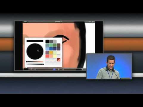 Macworld Expo 2011: The iPad and Creativity