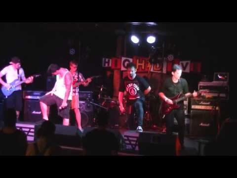 Breathe Again – With Eyes Alive Live