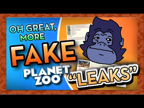 Let's Talk about the OTHER Fake Leaks - Planet Zoo News |