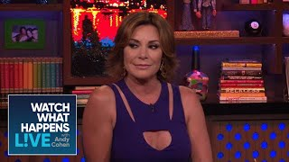 Are Luann D'Agostino And Tom D'Agostino Really Fighting In Public? | RHONY | WWHL