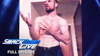 WWE SmackDown LIVE Full Episode, 2 October 2018