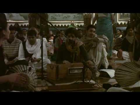Bhajan - New Year's Eve 2010 - Rasakeli dasi - Nrsimhadev Prayers - 6/22