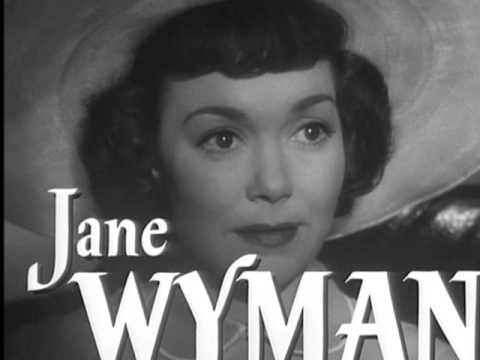 BING CROSBY AND JANE WYMAN         Zing A Little Zong