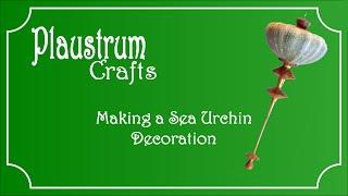 Sea Urchin Tree Decoration