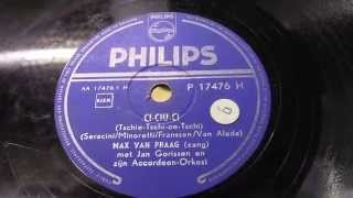 Max van Praag: Ci-ciu-ci. (1955).