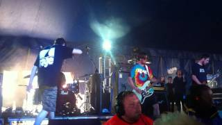 Trash Boat - Still Waiting (Sum 41 Cover) @ Download Festival 2015, Donington