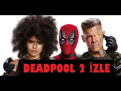 Download Deadpool 2 izle full film izle aksiyon komedi filmi  izle