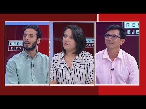 Candidatos a la presidencia de RD debatieron en CNN Chile