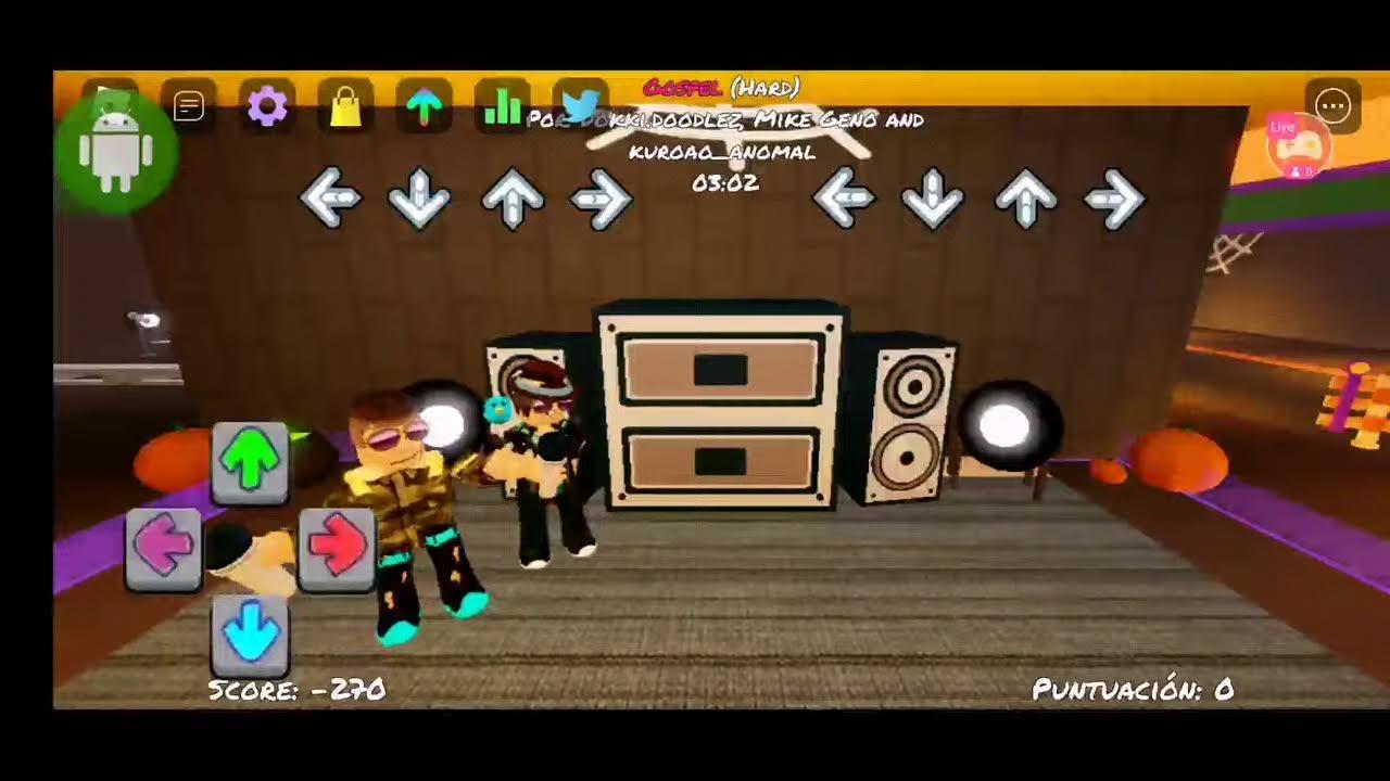 ¡Mírame hacer streaming de Roblox en Omlet Arcade!