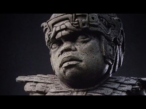 Lost Cities and CIVILIZATIONS | Quest for the Olmecs Global ADVANCED Culture | Ryan Moorehen
