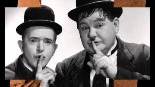 another fine mess-A tribute ot Laurel and Hardy