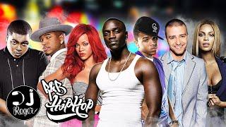 TOP HIP-HOP E R&B ANOS 2000, MUITA NOSTALGIA! | Akon, Justin Timberlake, Chris Brown E MUITO +