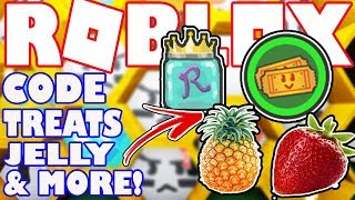[CODICE] Come ottenere dolcetti GRATIS, frutta, gelatina reale e biglietti! - Roblox Bee Swarm Simulator 2018