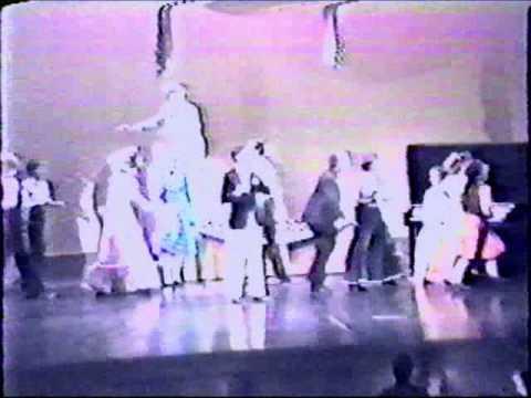 Seventy Six Trombones - Music Man, BHS Theater 1985