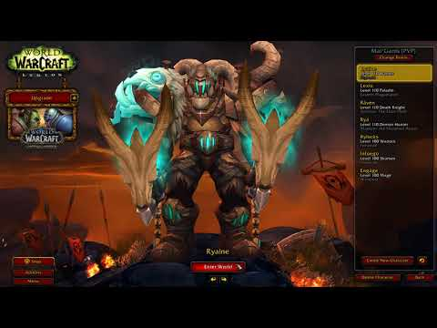 Rycraze - How To Change Your World Of Warcraft Font Style For Damage Fonts And In Game General