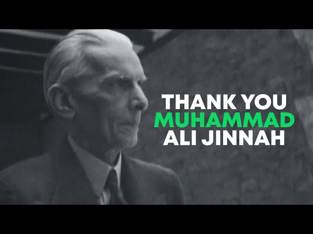 The Pakistani Nation Is Thankful To Jinnah