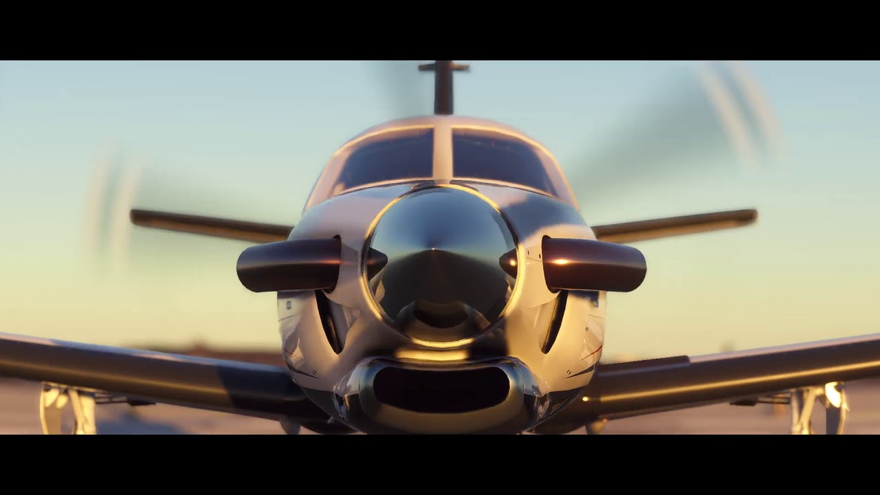 Microsoft Flight Simulator Gameplay Trailer - E3 2019