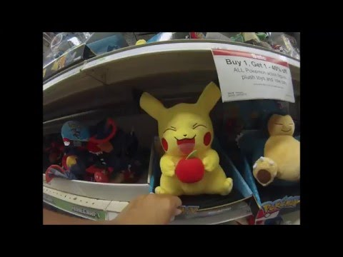 POKEMON EVENT AT TOYS R US !!!!!!