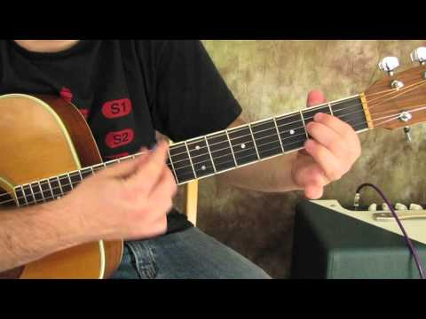 Radiohead - Karma Police - Easy Beginner Acoustic Songs On Guitar - Guitar Lessons