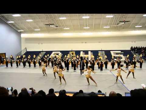 Eastern Wayne High School Band @ Bertie High School 2015