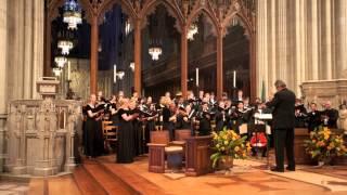Long, Long Ago, Carlisle Floyd. Roanoke College Choir. Jeffrey Sandborg, Director.