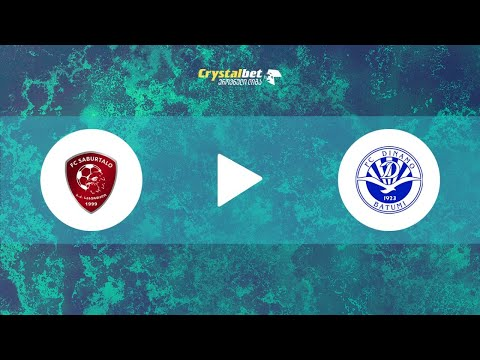 Saburtalo Tbilisi Dinamo Batumi Goals And Highlights