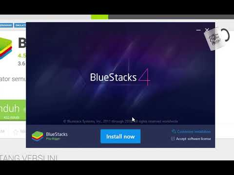 Cara Download Dan Instal Emulator Bluestack 4 Di PC Atau Laptop Terbaru 2019