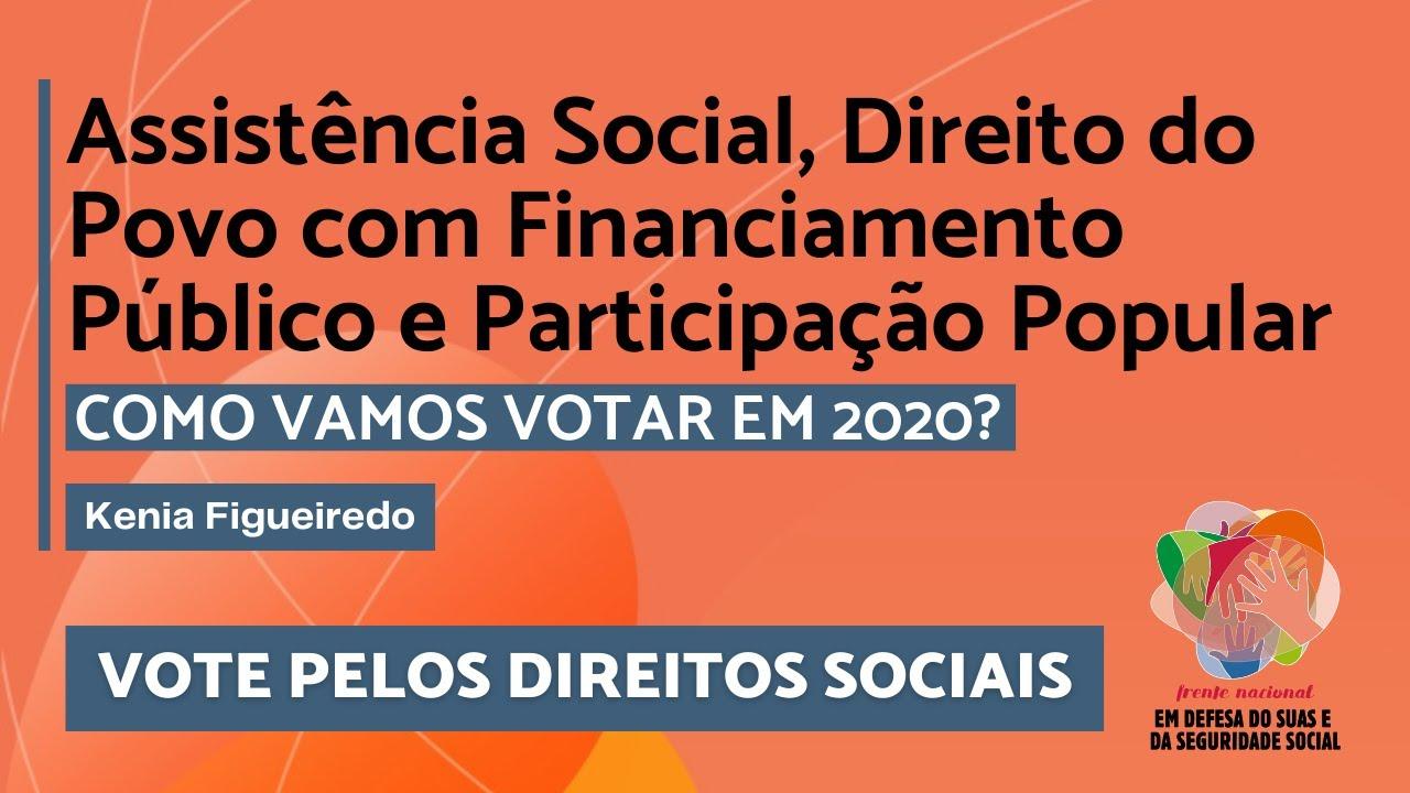 Vote pelos Direitos Sociais