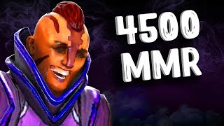 АНТИМАГ VS 4500 ММР В ИГРЕ ДОТА 2 - ANTIMAGE VS 4500 MMR DOTA 2