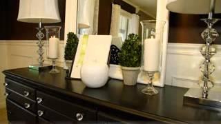 Diy Dining Room Buffet Decorations